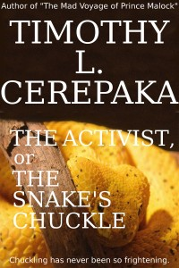theactivistorthesnake'schuckleebookcover
