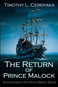 The Return of Prince Malock ebook cover
